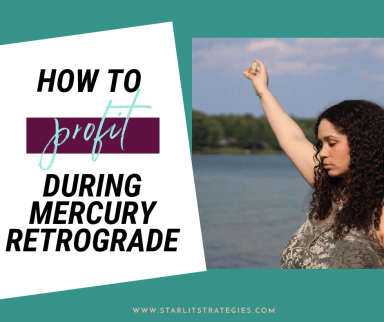 4 Ways To Profit During Mercury Retrograde